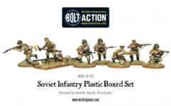 Soviet - Soviet Infantry