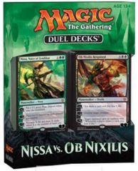 Nissa vs.Ob Nixilis