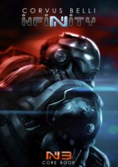 Infinity: N3 Core RULEBOOK - 3rd Edition