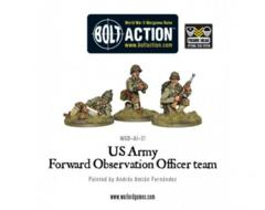 US Forward Observer Officers