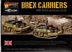 British: Universal Carriers (2)