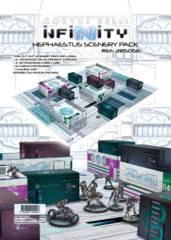 Infinity Scenery: Hephaestus Scenery Pack