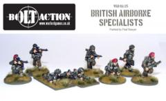 British - Paratrooper Specialists (8)