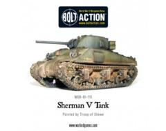 British: Sherman V Medium Tank