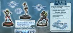 Dire Foes Mission Pack 2: Fleeting Alliance