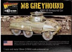 M8 Greyhound Armoured Car