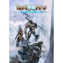 Infinity: Artbook One w/exclusive miniature