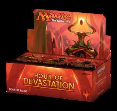 Hour of Devastation Booster Case (6 boxes)