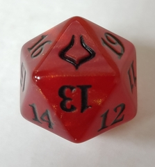 MTG Spin Down Life Counter D20 Dice Hour of Devastation