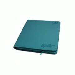 Ultimate Guard 12-Pocket QuadRow ZipFolio XenoSkin Petrol