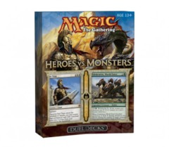 Duel Deck: Heroes vs Monsters