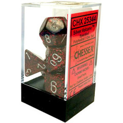 CHX25344 SILVER VOLCANO SPECKLED 7-DIE SET