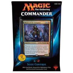 Commander 2015 Seize Control