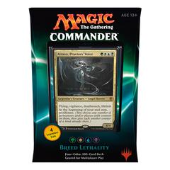 Commander 2016: Breed Lethality (Green/White/Blue/Black)