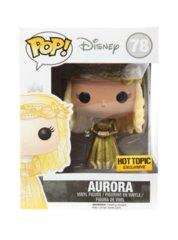 Disney Hot Topic Exclusive Metallic Aurora Pop Vinyl 78