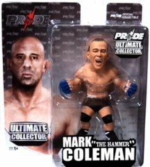 UFC Pride Mark The Hammer Coleman Ultimate Collector Series 10