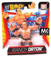 WWE Rumblers Randy Orton Mini-Figure