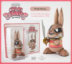 JLED Joe Ledbetter Pirate Chaos Bunny