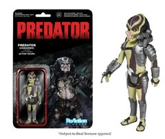 Predator Closed Mouth Predator Funko ReAction Figure
