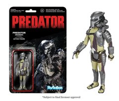 Predator Masked Predator Funko ReAction Figure