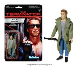 Terminator Kyle Reese Funko ReAction Figure