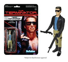 Terminator T-800 Funko ReAction Figure