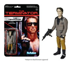 Terminator The Terminator Funko ReAction Figure