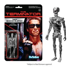 Terminator T-800 Endoskeleton Funko ReAction Figure
