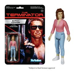 Terminator Sarah Connor Funko ReAction Figure