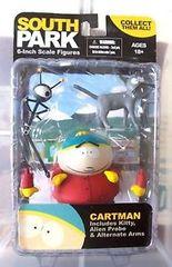 South Park Cartman Figure Mezco