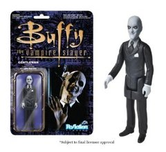 Buffy the Vampire Slayer The Gentleman Funko ReAction Figure