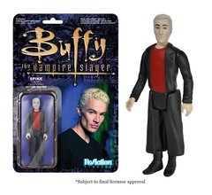 Buffy the Vampire Slayer Spike Funko ReAction Figure
