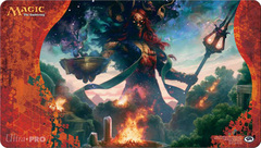 Ultra Pro Born of the Gods Playmat - Xenagos, God of Revels