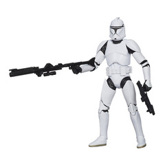Star Wars The Black Series Clone Trooper (AOTC) 6-Inch Action Figure