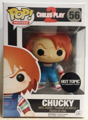 Child's Play 2 Chucky Bloody Exclusive Pop Vinyl 56