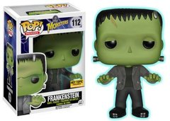Universal Monsters Frankenstein Exclusive GID Pop Vinyl 113