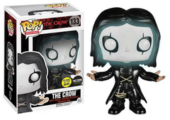 Pop Movies The Crow GID Hot Topic Exclusive Pop Vinyl 133