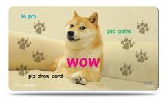 Ultra Pro Doge Play Mat