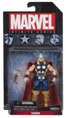 Marvel Avengers Infinite Series Thor Figure - 3.75 Inches
