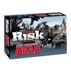The Walking Dead Comic Survival Edition Risk Board Game