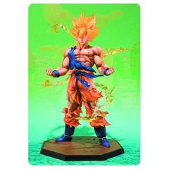 Dragon Ball Z Super Saiyan Goku Figuarts Zero Statue