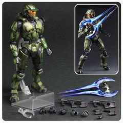 Halo 2 Master Chief Anniversary Edition Play Arts Kai Action Figure