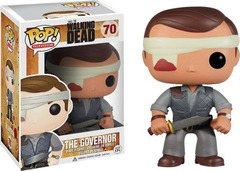 The Walking Dead The Governor PX Previews Exclusive Pop Vinyl Figure