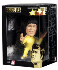 Bruce Lee Round 5 Yellow Suit