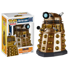 Doctor Who Dalek Pop! Vinyl Figure