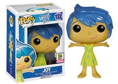 Disney Inside Out Glitter Joy Summer Convention Exclusive Pop! Vinyl