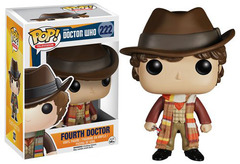 Doctor Who Fourth Doctor Exclusive Pop Vinyl Figure