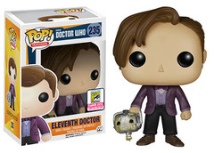 Doctor Who Eleventh Doctor Summer Convention Exclusive Pop Vinyl Figure