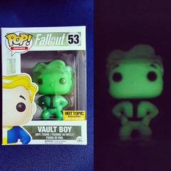 Fallout Vault Boy Exclusive Pop! Figure 53