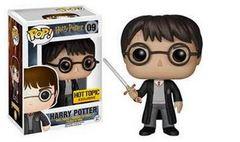 Harry Potter Hot Topic Exclusive Pop Vinyl Figure